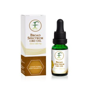 Broad Spectrum CBD Oil - 300mg - img