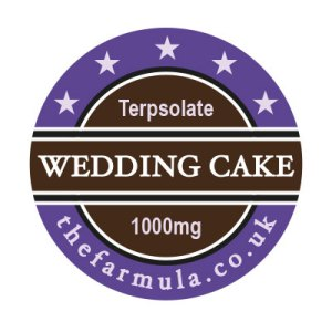 CBD Terpsolate – Wedding Cake