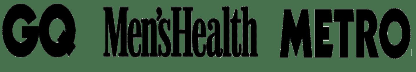 GQ_Menshealth_Metro_logo