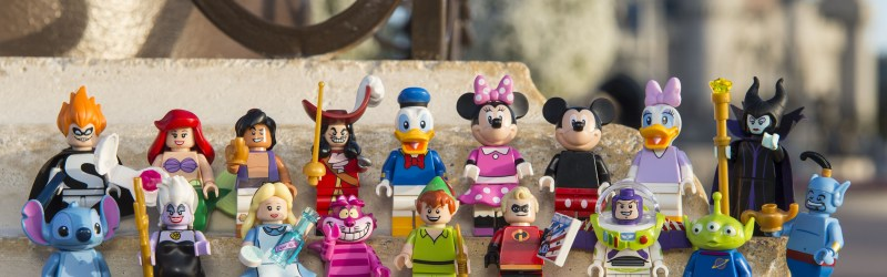 Disney: Collectible Minifigures Series – Review