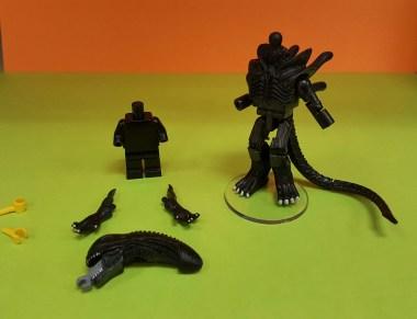 lego xenomorph Parts