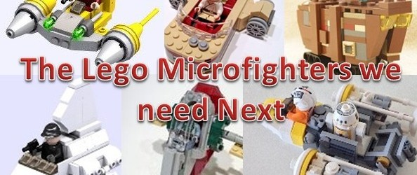 What Lego Microfighters do you want to see next?