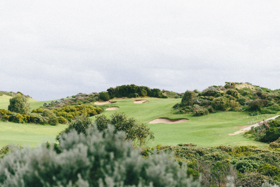 The Cut golf course, Mandurah.