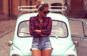 Το απολυτο trend, Καρο πουκαμισο