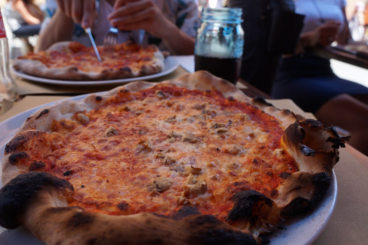 Pizza in Pisa – The Fashionable Physician