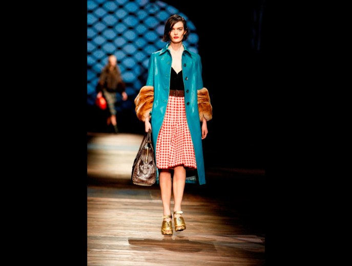 Prada 2013 Fall Winter collection