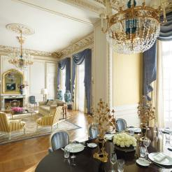 Shangri-La Paris La Suite Imperiale