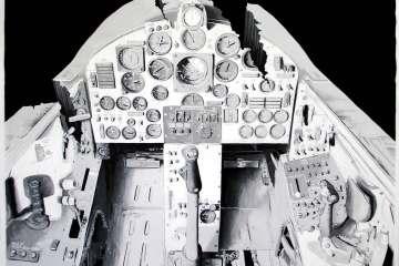 Eroded Cockpit by Daniel Ashram, 2013