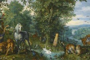 Jan Brueghel's Garden of Eden sold for £6.8m