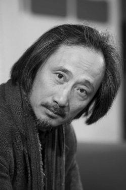 Chinese author Ma Jian