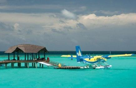 The Sun Siyam Iru Fushi resort