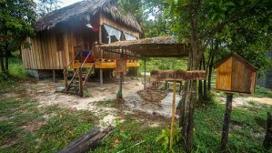 A rustic villa on Koh Rong
