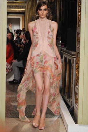 Milan Fashion Week Spring Summer 2012 Emilio Pucci Catwalk