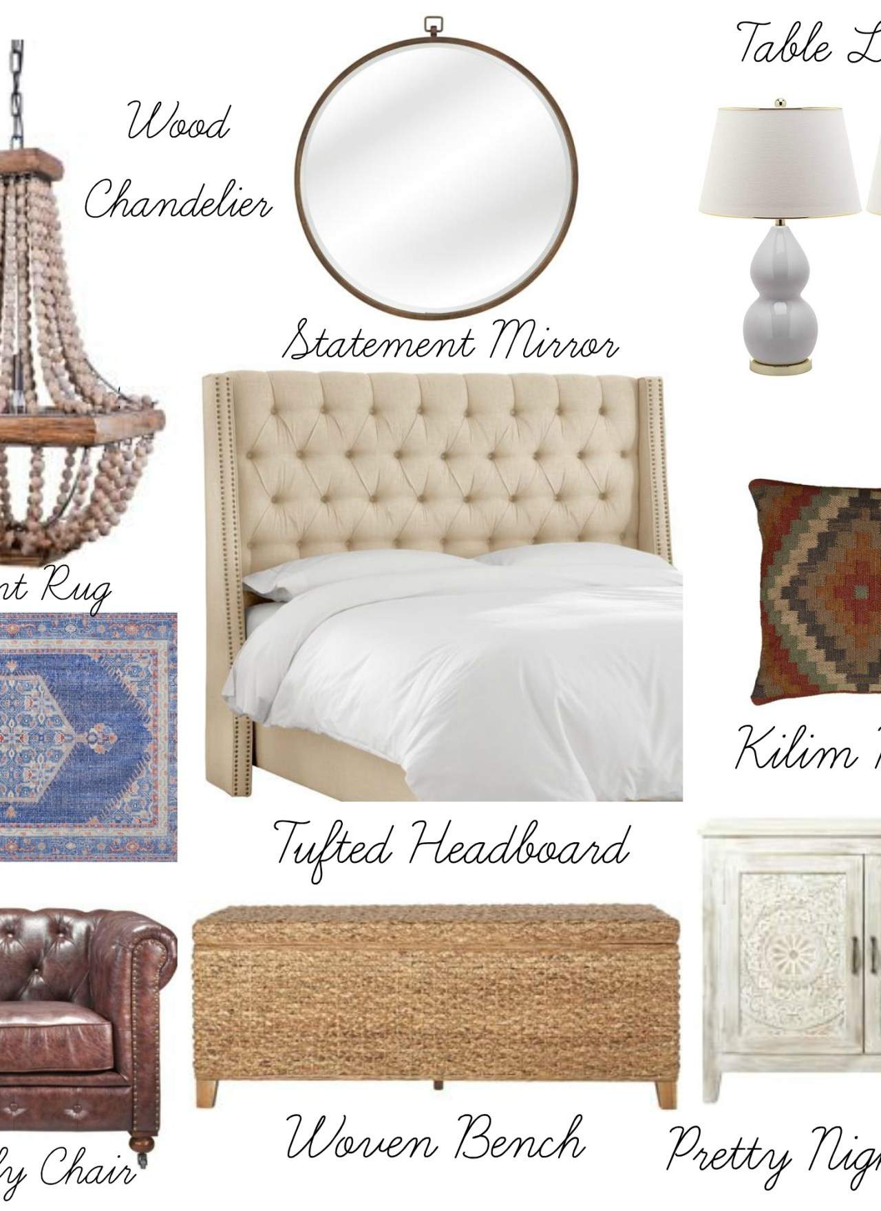 Bedroom Makeover with Home Decorators