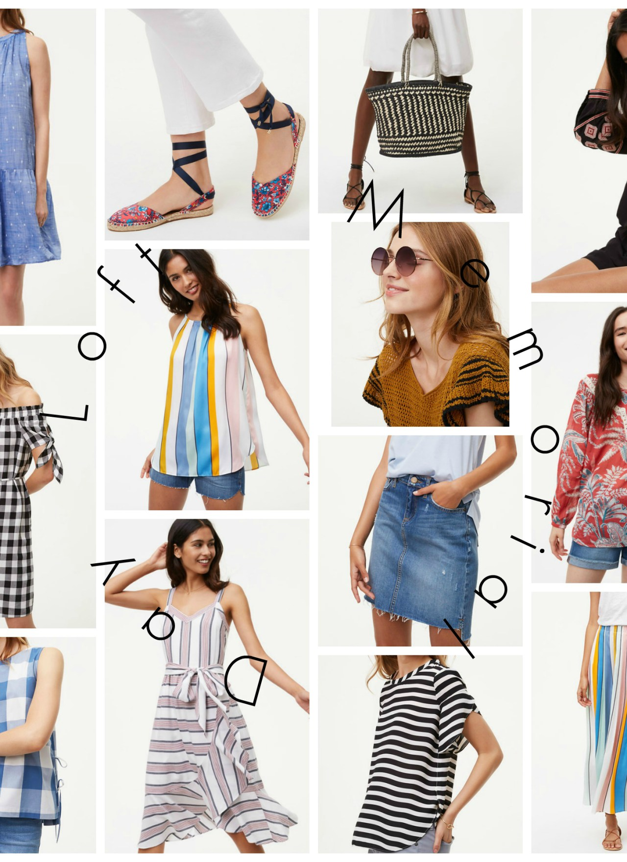 Loft New Arrivals and Memorial Day Weekend Sale