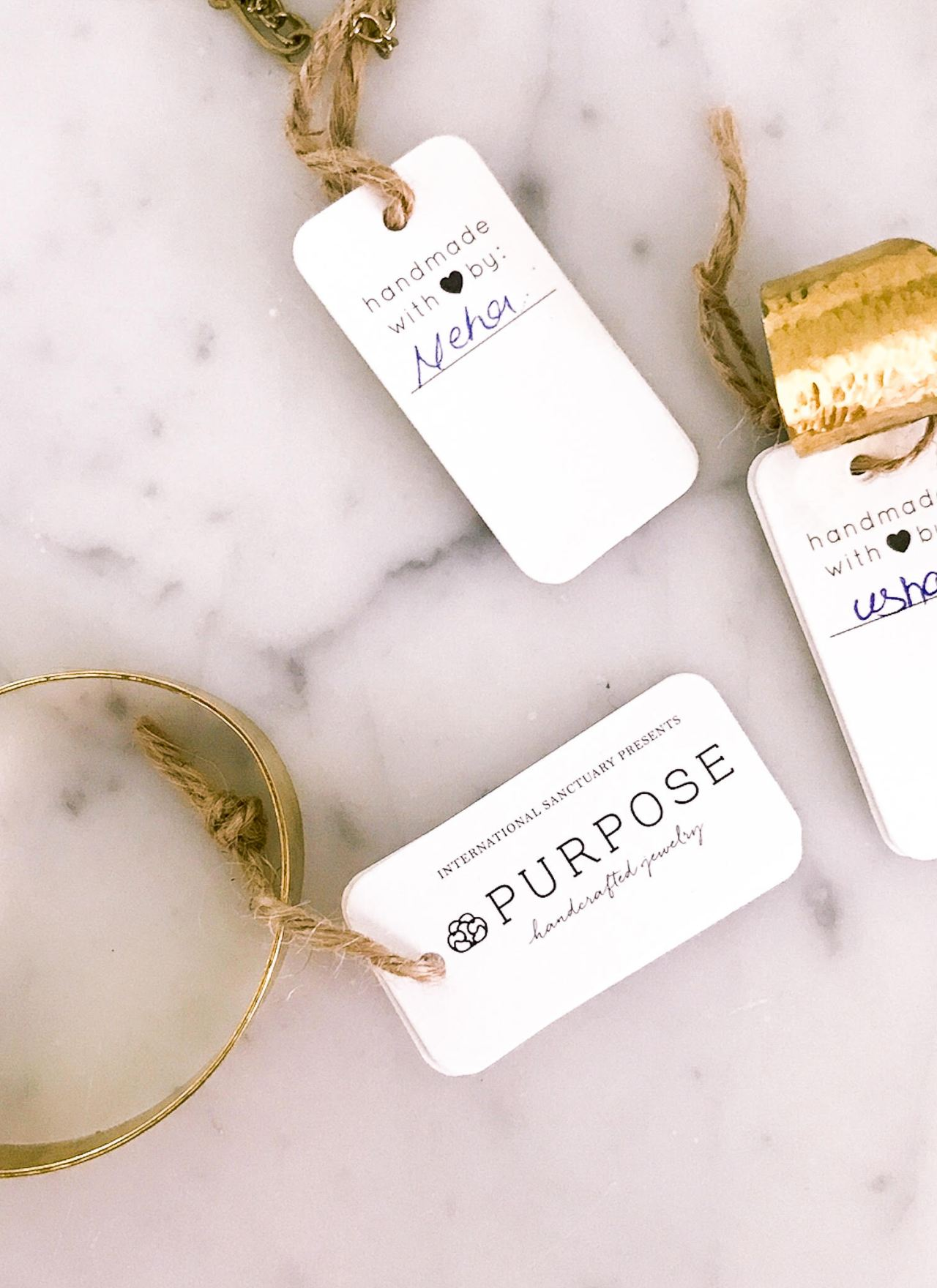 Jewelry with a PURPOSE