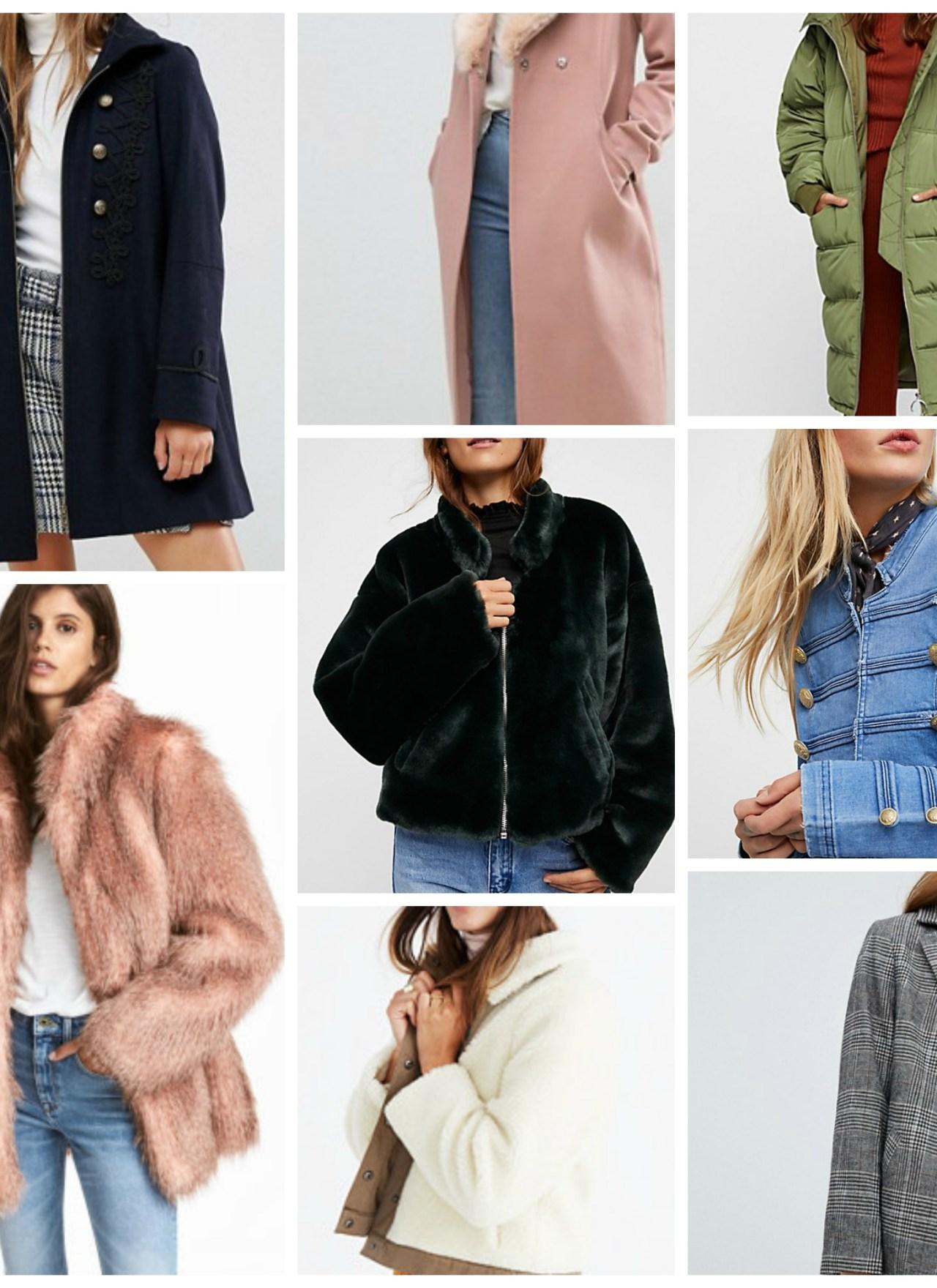 Fall Jackets and Coats