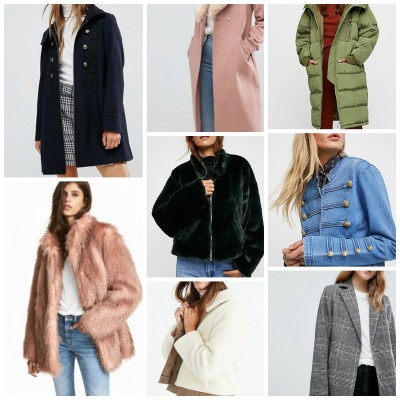 Fall Jackets and Coats