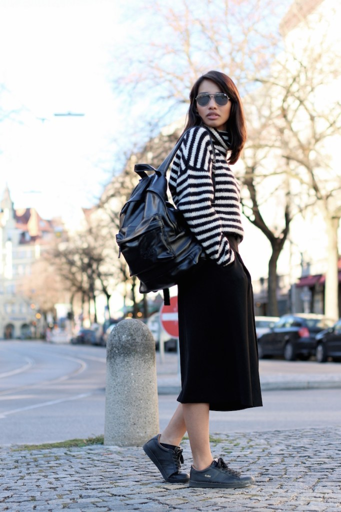 OUTFITPOST-STYLE-LOOK-GOLA-RENELEZARD-CULOTTES-SNEAKER-STRIPES-PULLOVER-ZARA-SWEATER-WINTER-BLOGGER-FASHIONBLOG-MODEBLOG-MUENCHEN-MUNICH-9