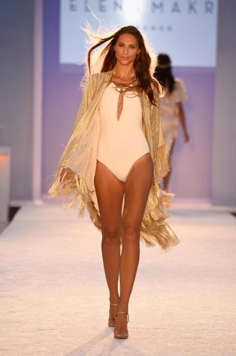 Hammock 2017 Collection at SwimMiami - Runway