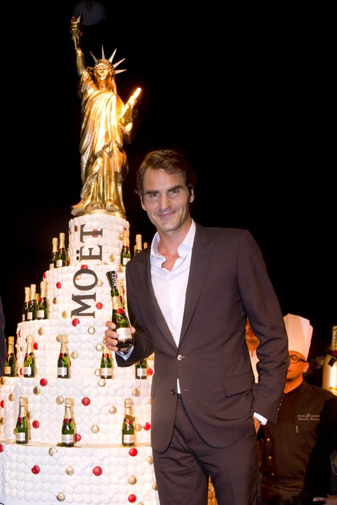 """Moët & Chandon's 270th Anniversary In New York: """"Tribute To Success & Glamour Since 1743"""""""