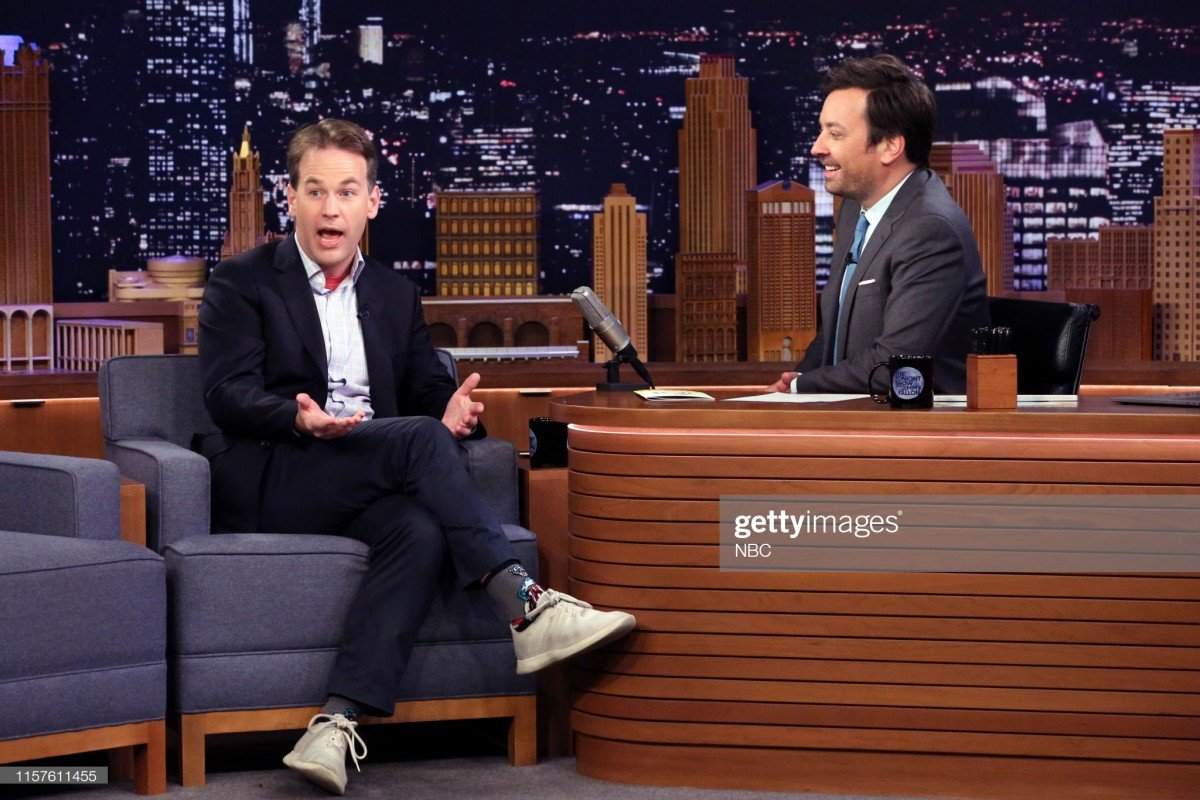 Mike Birbiglia on the Tonight Show