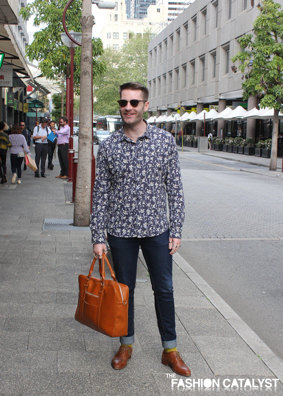 Alex Gillespie The Fashion Catalyst