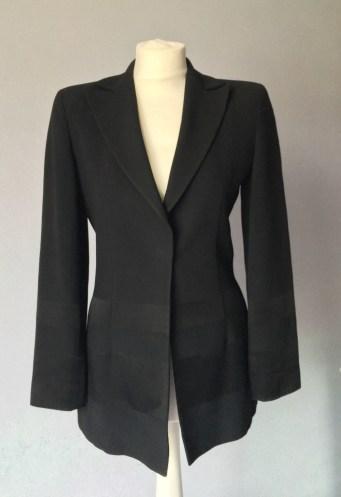 Emporio Armani - giacca in lana
