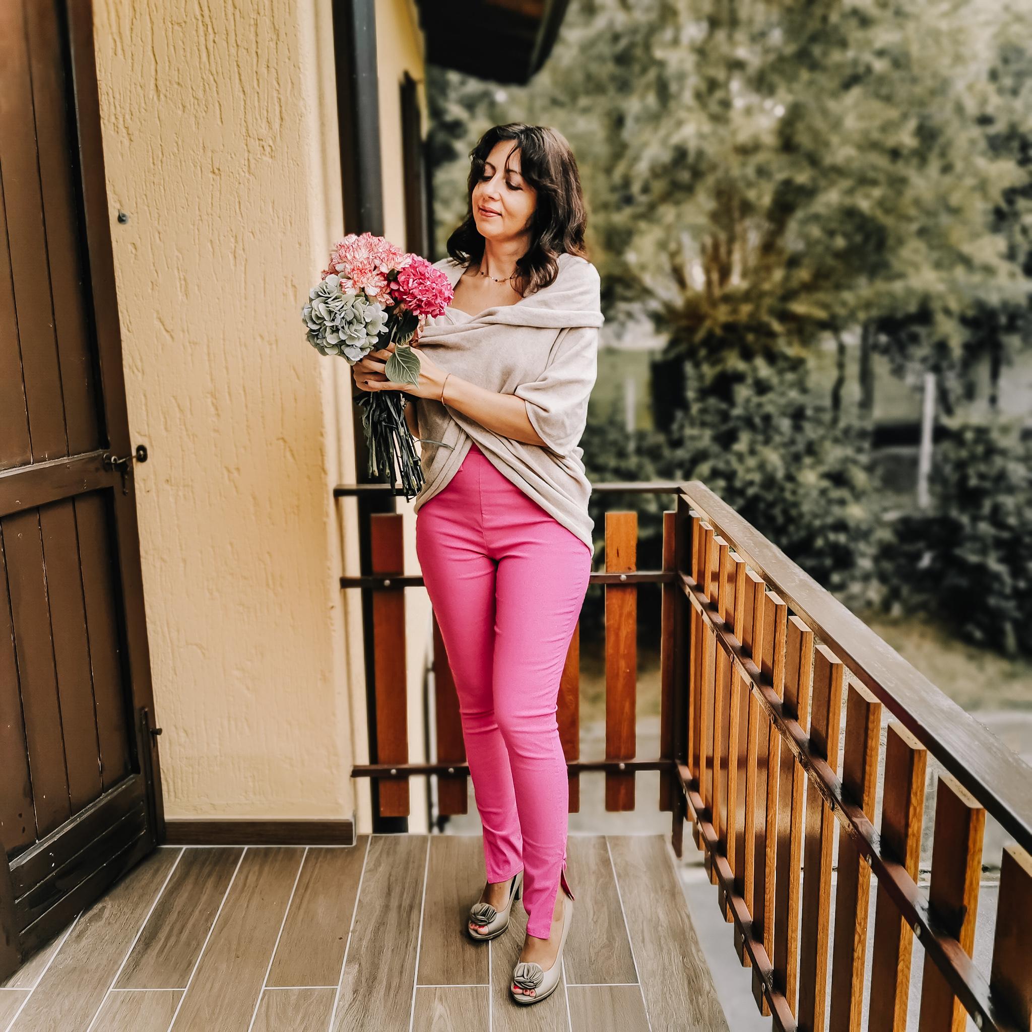 Colori Che Stanno Bene Insieme come abbinare i colori: il fucsia - the fashion cherry diary