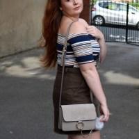 Bardot Style Stripes