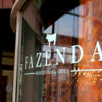 Christmas at Fazenda; the festive menu