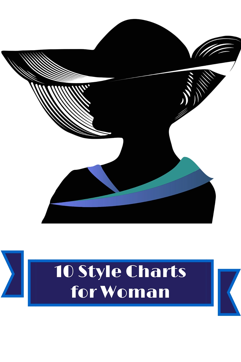 10 Style Charts for Every Woman