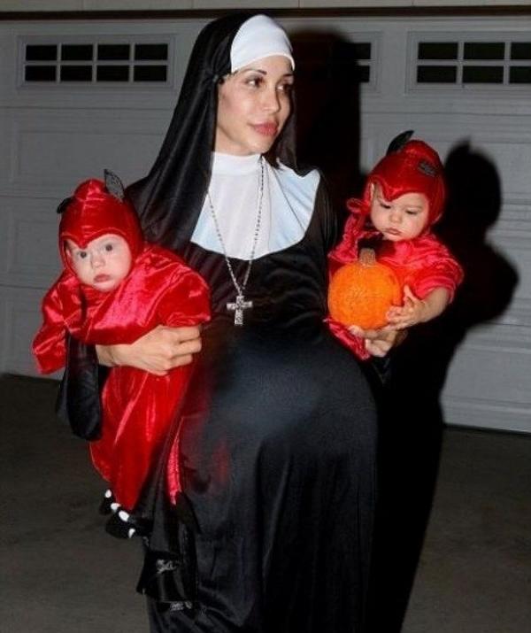 Maternity Halloween costumes