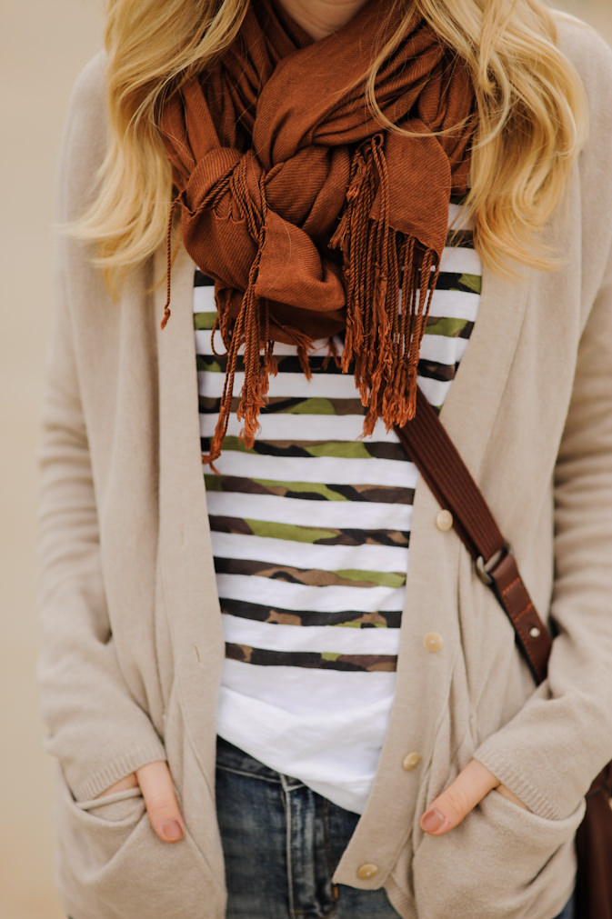 scarf fashion
