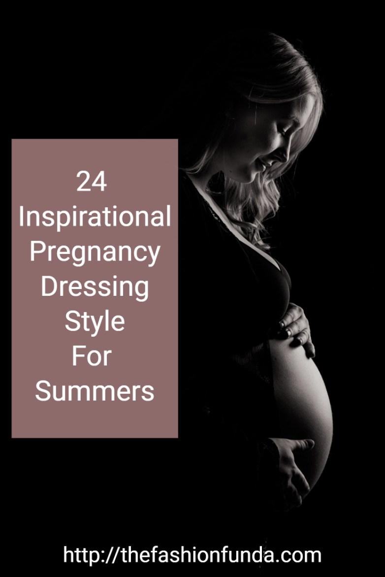 pregnancy dressing style