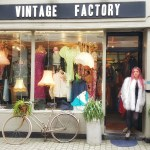 Waterford Vintage Factory owner April OMeara