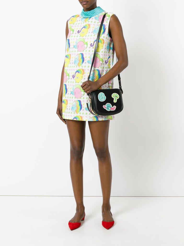 60S fashion Olympia le Tan dress
