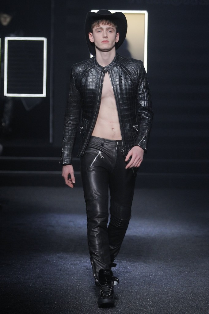 PHILIPP PLEIN men's FW1415 (6)