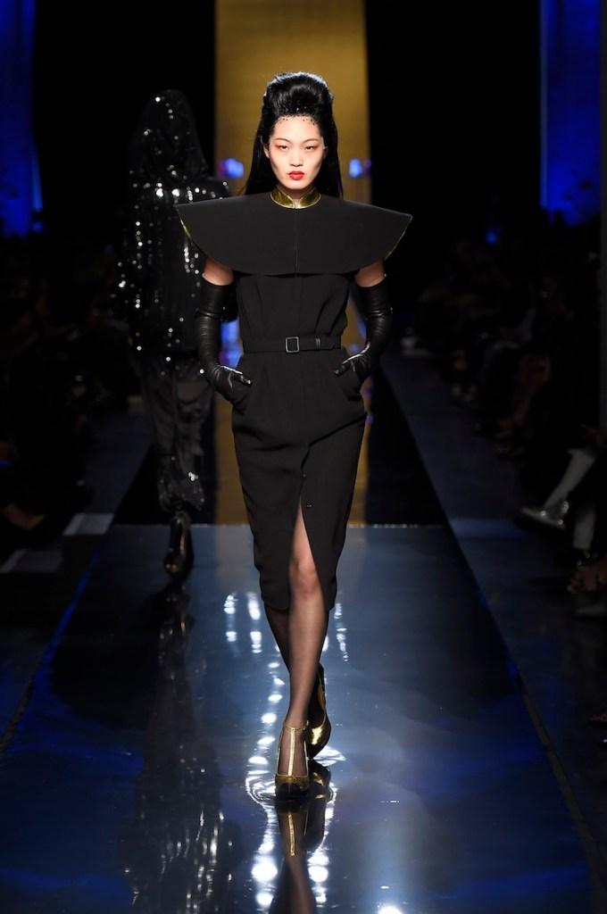 JEAN-PAUL GAULTIER Haute Couture Fall/Winter 2014