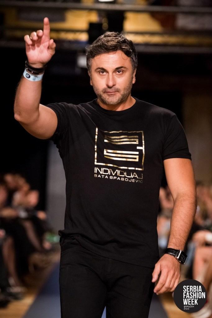 Designer Bata Saspojevic
