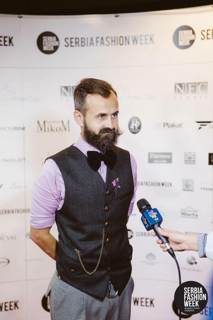 Romanian designer Florin Dobre