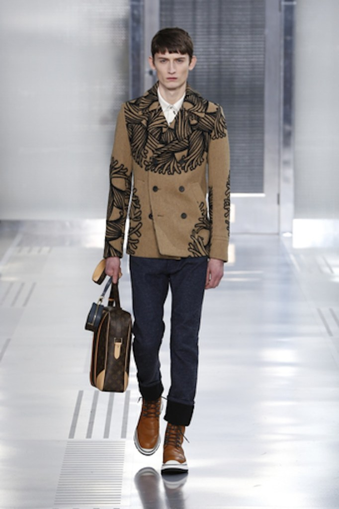 LOUIS VUITTON Fall Winter 2015/16