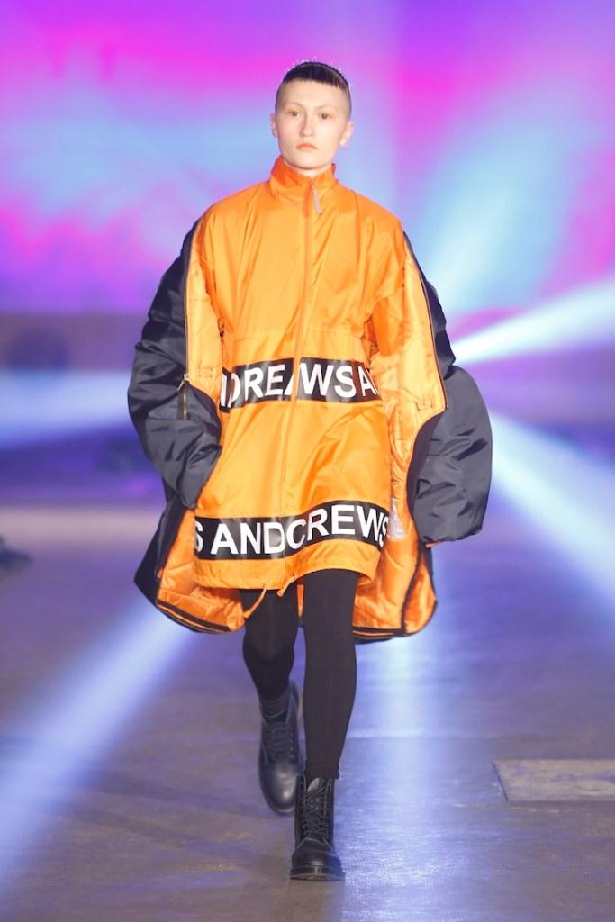 ANDREA CREWS Fall Winter 2015/16