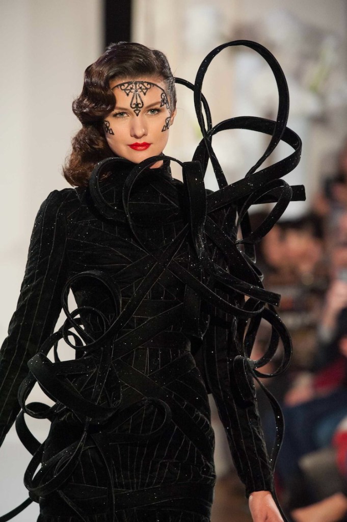 EYMERIC FRANCOIS COUTURE Fall/Winter 2014