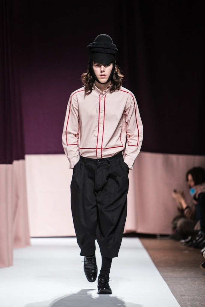 HENRIK VIBSVOV Fall Winter 2015/16