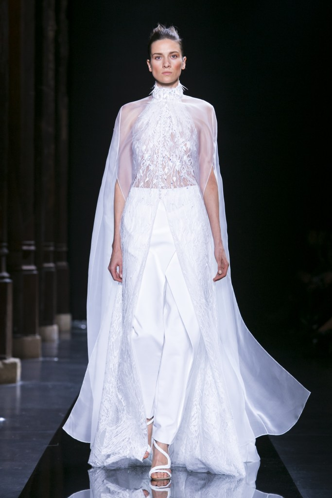 LORIS AZZARO Couture Spring/Summer  2015