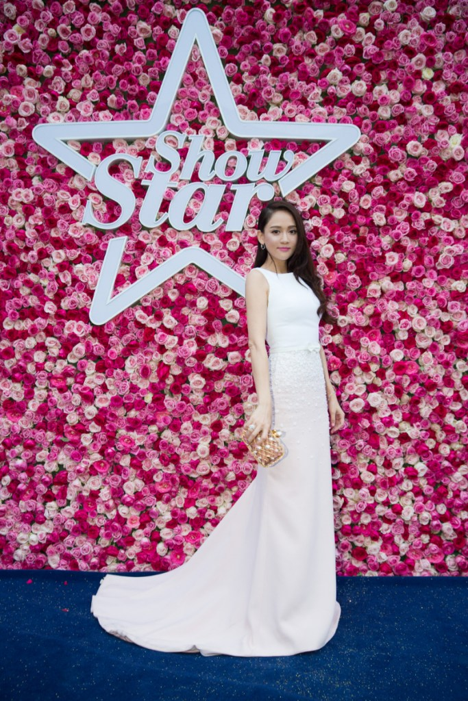 JOE CHEN IN GEORGES HOBEIKA COUTURE