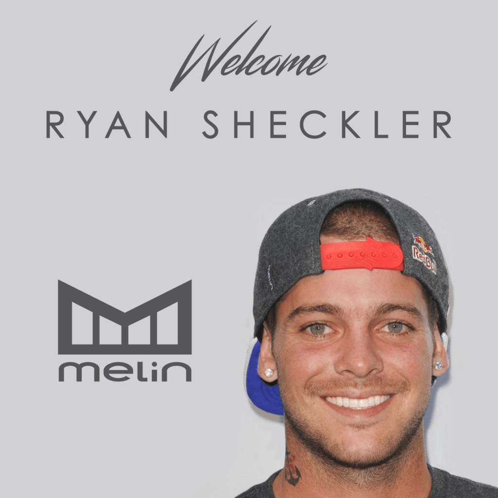 RYAN SHECKLER FOR MELIN