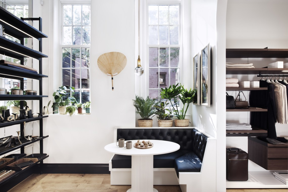 WANT Les Essentiels First Global Boutique in NYC
