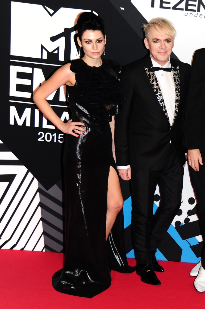 Milan, MTV Europe Music Awards 2015. MTV EMA. Arrivals Pictured : Duran Duran